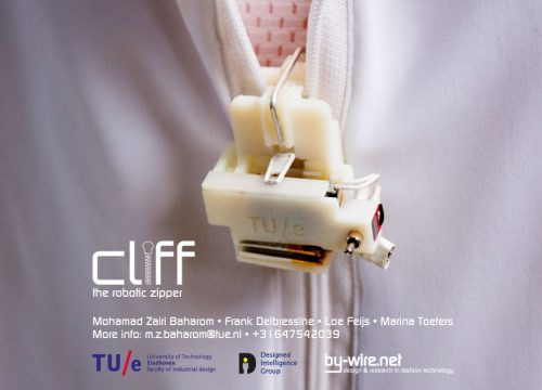 Mohamad Zairi Baharom & Marina Toeters – Cliff • the automatized zipper