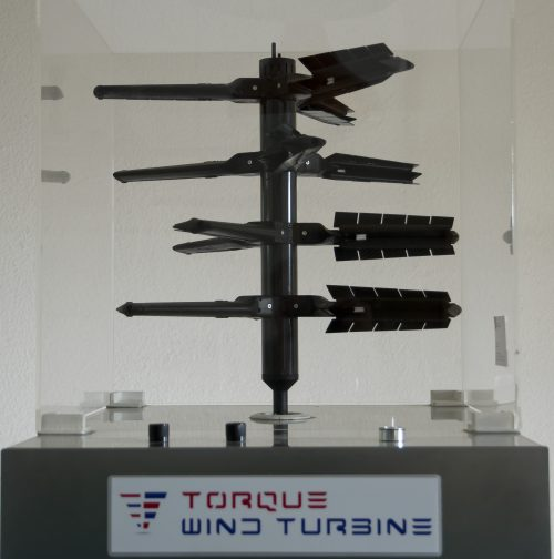 Innovative High Tech: Torque Wind Turbine – The Next Step in Renewable Energy