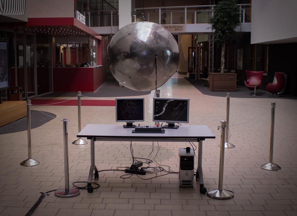 Tim Demper – Multiversescope