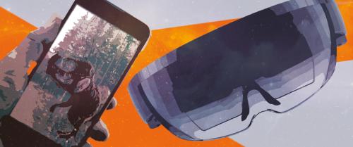 DDW Workshop Dutch Rose Media – Design with Augmented Reality maandag & dinsdag van 13.30 tot 14.30